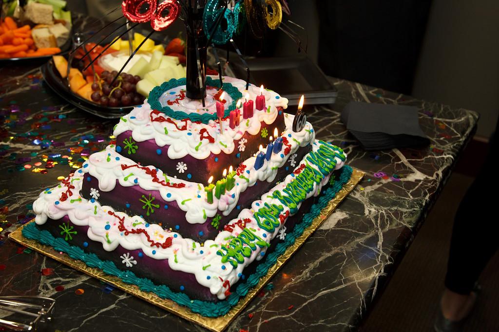 Kim's 60th Birthday Party