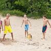 Katy, Benn, Jack, and Luke Budnick