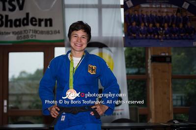 BuLi Frauen Großhadern Leipzig 2016 Laura Rio Medaille, Laura Vargas Koch_BT_NIKON D4_20160917__D4B0194