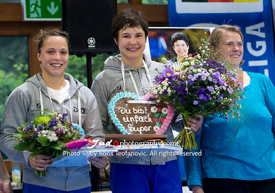 Amelie Stoll, BuLi Frauen Großhadern Leipzig 2016 Laura Rio Medaille, Frauke Vortmann, Laura Vargas Koch_BT_NIKON D4_20160917__D4B0966