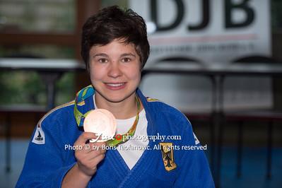 BuLi Frauen Großhadern Leipzig 2016 Laura Rio Medaille, Laura Vargas Koch_BT_NIKON D4_20160917__D4B0206
