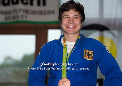 BuLi Frauen Großhadern Leipzig 2016 Laura Rio Medaille, Laura Vargas Koch_BT_NIKON D4_20160917__D4B0190