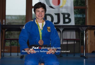 BuLi Frauen Großhadern Leipzig 2016 Laura Rio Medaille, Laura Vargas Koch_BT_NIKON D4_20160917__D4B0199