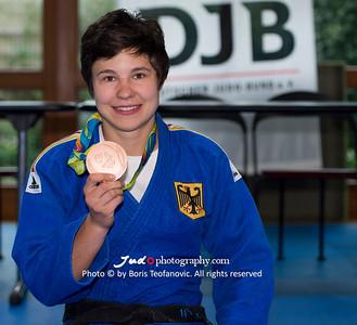 BuLi Frauen Großhadern Leipzig 2016 Laura Rio Medaille, Laura Vargas Koch_BT_NIKON D4_20160917__D4B0222