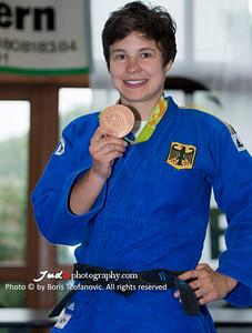 BuLi Frauen Großhadern Leipzig 2016 Laura Rio Medaille, Laura Vargas Koch_BT_NIKON D4_20160917__D4B0239