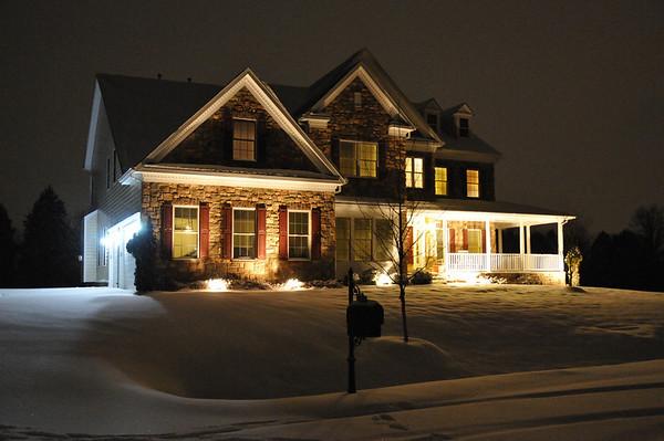 Let It Snow!! -- December 2009