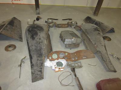 Parts - Front