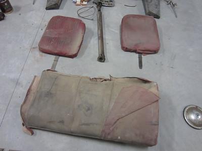 Parts - Seats