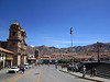 DAY 1: Central Plaza de Armas, Cusco, Peru