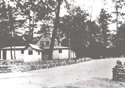 McFeely Cottage at Buttermilk Falls