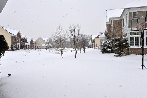 """Meteorological Bomb"" -- February 2014"