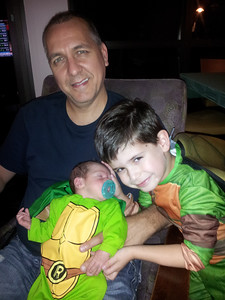 Mike, Marco and Maddox