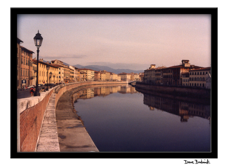 Florence, Italy.  1982.