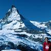 Matterhorn and me.