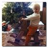 Eric, Christmas, 1988