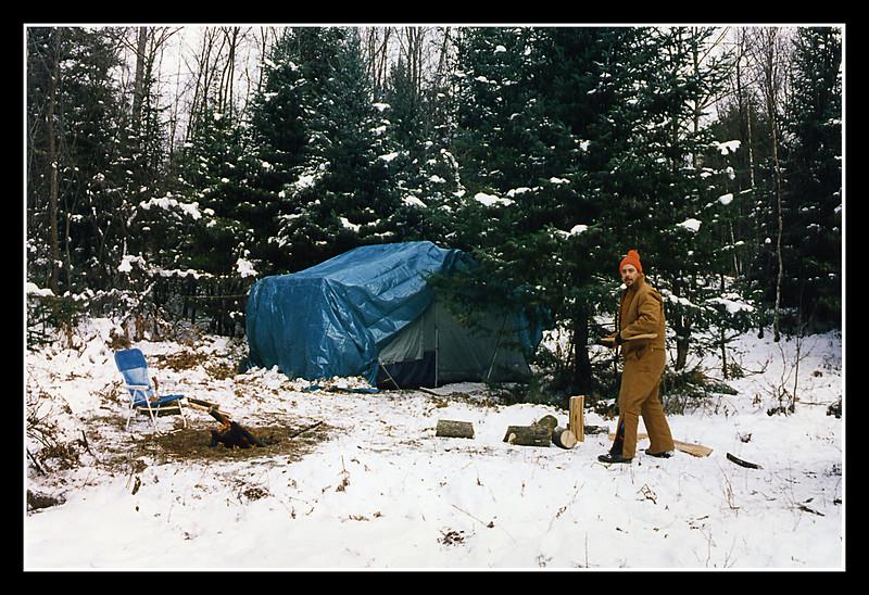 John Budnick, Michigan's Upper Peninsula, 1991