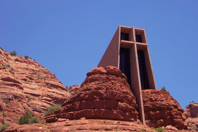 Chapel of the Holy Cross Catholic Church, Sedona, Arizona