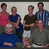 Sharon and Joe Konopik (Pam's parents) with Pam, Eric, Jamie, and Dave.  Summer, 2002.