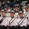 Lake Orion Marching Band at the State Championships, Fall 2001