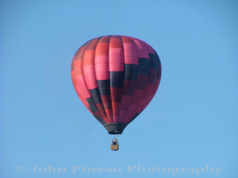 Hot Air Balloon - Gorham, Maine