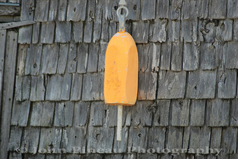 Lonely Buoy - Owls Head, Maine