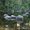 Reflections - Bear Pond - South Waterford, Maine<br /> 20090920-DSC_0418