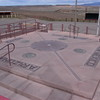 Four Corners monument - April 10, 2005