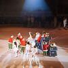 Christmas show on ice