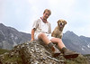 Jeroen and Gizmo (France Alps)