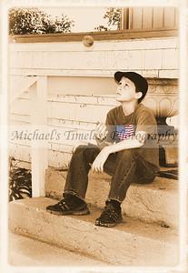 American Boy - 4 x 6