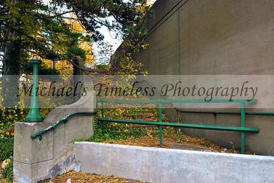 Forbidden Stairway - 4 x 6