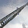 Ladder of a fire engine II