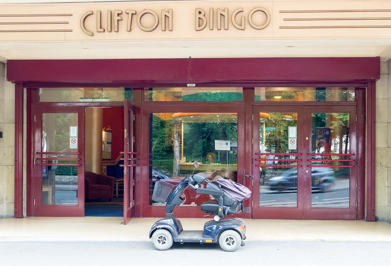 Bingo Hall - Clifton Green York North Yorkshire UK 2014