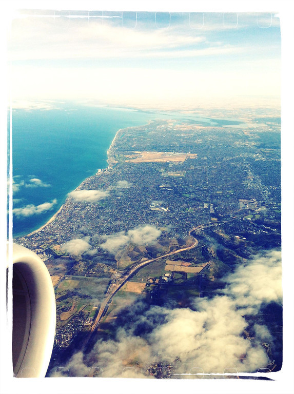 Adelaide departure