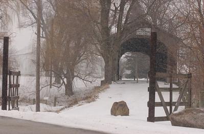 Mull Covered Bridge, Sandusky County