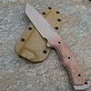 SWAMP RAT KNIFE WORKS RODENT 5