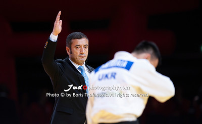 Grand Slam Paris 2020, Kampfrichter, Nedim Bayat_BT__D3C7373