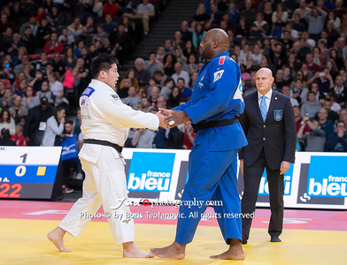 Grand Slam Paris 2020, KAGEURA, Kokoro Kageura, Teddy RINER_BT__D5B3517
