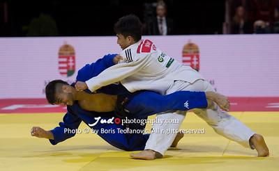 2017 Suzuki World Judo Championships Budapest Day2, Baul An, Fabio Basile, ITA, KOR_BT_NIKON D4_20170829__D4B0625