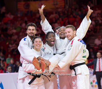 2017 Suzuki World Judo Championships Budapest Day7 Teams, Team France_BT_NIKON D4_20170903__D4B9414