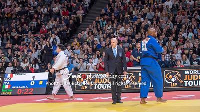 Grand Slam Paris 2020, KAGEURA, Kokoro Kageura, Teddy RINER_BT__D5B3502
