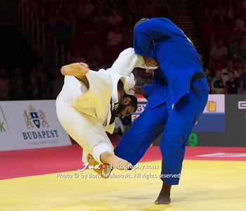 2017 Suzuki World Judo Championships Budapest Day6, ELNAGAR Maisara, Teddy RINER_BT_NIKON D4_20170902__D4B7140