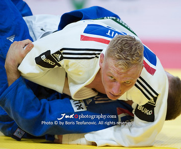 2017 Suzuki World Judo Championships Budapest Day4, DE WIT Frank, NED_BT_NIKON D3_20170831__D3C3347