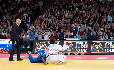 Grand Slam Paris 2020, KAGEURA, Kokoro Kageura, Teddy RINER_BT__D5B3497
