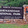Shenandoah National Park - North Entrance