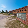 Dry Tortugas National Park Fort Jefferson entrance