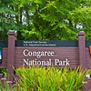 Congaree National Park entrance