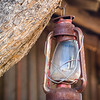 Rusty Hurricane Lamp, Goldfield Ghost Town, Mammoth Mine Road, Goldfield, AZ