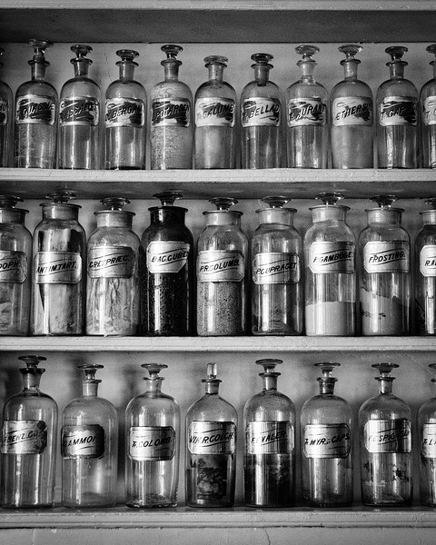 Stabler-Leadbeater Apothecary Museum, Alexandria, Virginia