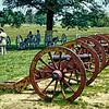 Artillery Park, Valley Forge National Historic Park, Pennsylvania